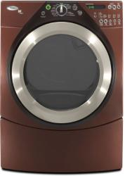 Brand: Whirlpool, Model: WED9500TW, Color: Tuscan Chestnut