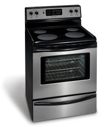 Brand: Frigidaire, Model: FEF375FS, Color: Stainless Steel