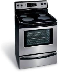 Brand: FRIGIDAIRE, Model: FEF375GC, Color: Stainless Steel