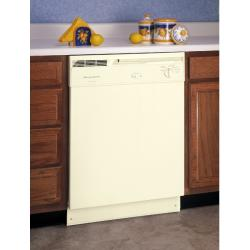 Brand: FRIGIDAIRE, Model: FDB126RBS, Color: Bisque