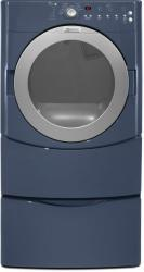 Brand: MAYTAG, Model: MED9800TQ, Color: Arctic Blue