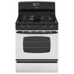 Brand: MAYTAG, Model: MGR4452BDQ, Color: Stainless Steel