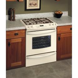 Brand: FRIGIDAIRE, Model: GLGS389F, Color: Bisque