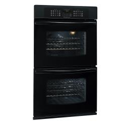 Brand: FRIGIDAIRE, Model: , Color: Black on Black