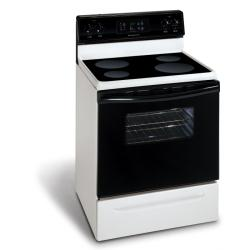 Brand: Frigidaire, Model: FEF364FW, Color: Black-on-White