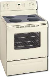 Brand: FRIGIDAIRE, Model: FEF366E, Color: Bisque