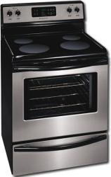 Brand: FRIGIDAIRE, Model: FEF366E, Color: Stainless Steel