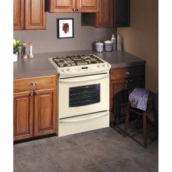 Brand: FRIGIDAIRE, Model: GLCS389FQ, Color: Bisque-on-Bisque