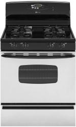 Brand: Maytag, Model: MGR4451BDW, Color: Stainless Steel