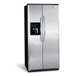 Brand: FRIGIDAIRE, Model: GLHS39EH, Color: Stainless Steel/Black Cabinet