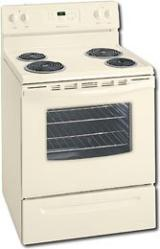 Brand: FRIGIDAIRE, Model: FEF356GB, Color: Bisque-on-Bisque