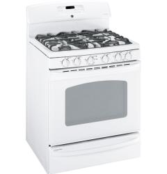 Brand: General Electric, Model: JGBP89DEMWW, Color: White