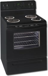 Brand: Frigidaire, Model: FEF355EQ, Color: Black
