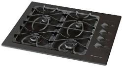 Brand: FRIGIDAIRE, Model: GLGC30S9EQ, Color: Black on Black