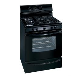Brand: FRIGIDAIRE, Model: GLGFM96F, Color: Black