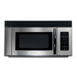 Brand: Frigidaire, Model: FMV156DC, Color: Stainless Steel/Black