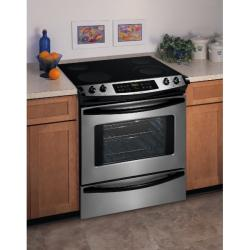 Brand: Frigidaire, Model: FES366ES, Color: Stainless Steel
