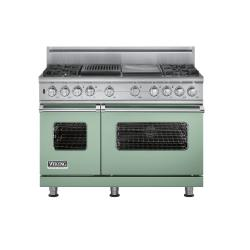Brand: Viking, Model: VDSC5484GQ, Color: Sage