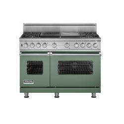 Brand: Viking, Model: VDSC5484GQBR, Color: Mint Julep