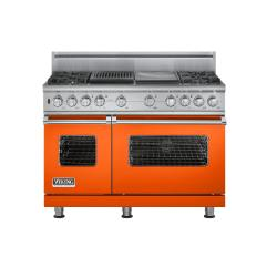 Brand: Viking, Model: VDSC5484GQBR, Color: Pumpkin