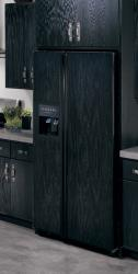 Brand: FRIGIDAIRE, Model: GHSC39ETHS, Color: Black Trim/Requires Custom Panels