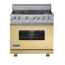 Brand: Viking, Model: VDSC5364QDJ, Fuel Type: Golden Mist