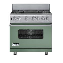Brand: Viking, Model: VDSC5364QDJ, Fuel Type: Mint Julep