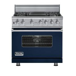 Brand: Viking, Model: VDSC5364QDJ, Fuel Type: Viking Blue, Natural Gas