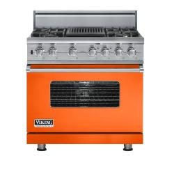 Brand: Viking, Model: VDSC5364QLE, Fuel Type: Pumpkin