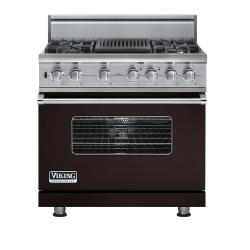 Brand: Viking, Model: VDSC5364QDJ, Fuel Type: Chocolate