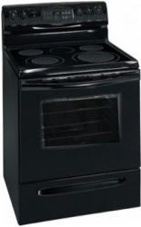 Brand: Frigidaire, Model: GLEF384HQ, Color: Black