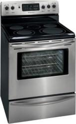 Brand: Frigidaire, Model: GLEF384HQ, Color: Stainless Steel