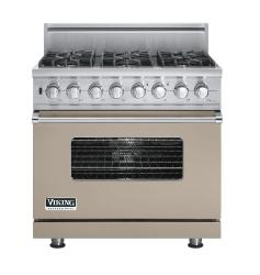 Brand: Viking, Model: VDSC5366BLE, Fuel Type: Taupe