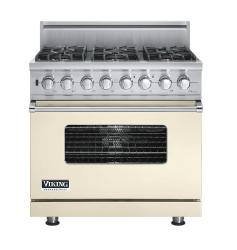 Brand: Viking, Model: VDSC5366BLE, Fuel Type: Biscuit