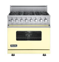 Brand: Viking, Model: VDSC5366BLE, Fuel Type: Lemonade