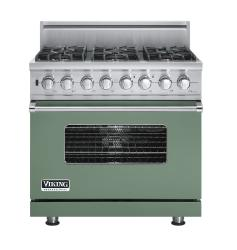 Brand: Viking, Model: VDSC5366BLE, Fuel Type: Mint Julep