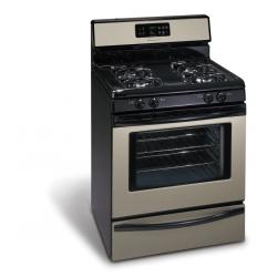 Brand: Frigidaire, Model: FGF366ES, Color: Silver Mist