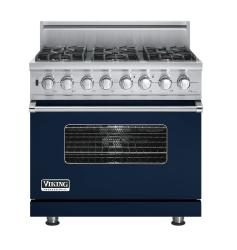 Brand: Viking, Model: VDSC5366BLE, Fuel Type: Viking Blue, Natural Gas