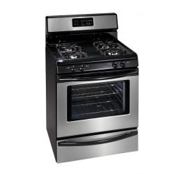 Brand: Frigidaire, Model: FGF366EB, Color: Stainless Steel