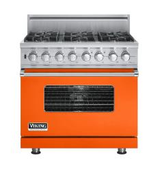 Brand: Viking, Model: VDSC5366BLE, Fuel Type: Pumpkin