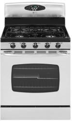 Brand: MAYTAG, Model: MGR5875QDW, Color: Stainless Steel
