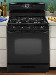 Brand: MAYTAG, Model: MGR5875QDW, Color: Black