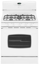 Brand: Maytag, Model: MGR5875QDS, Color: White