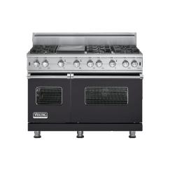 Brand: Viking, Model: VGCC5486GSS, Fuel Type: Graphite Gray - Natural Gas