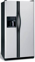 Brand: FRIGIDAIRE, Model: FRS6HR5HMB, Color: Stainless Steel/Black Cabinet