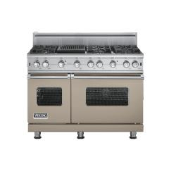 Brand: Viking, Model: VGCC5486QSSLP, Fuel Type: Taupe