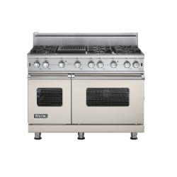Brand: Viking, Model: VGCC5486QSSLP, Fuel Type: Oyster Gray
