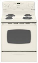 Brand: MAYTAG, Model: MER5555QAW, Color: Bisque