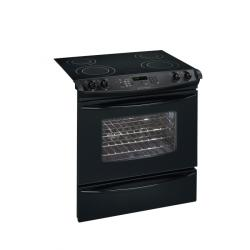 Brand: FRIGIDAIRE, Model: GLES389FQ, Color: Black