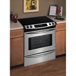 Brand: FRIGIDAIRE, Model: GLES389FQ, Color: Stainless Steel